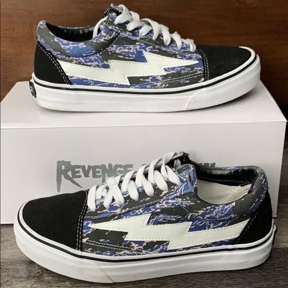 Vans Shoes | Revenge X Storm Ian Connor
